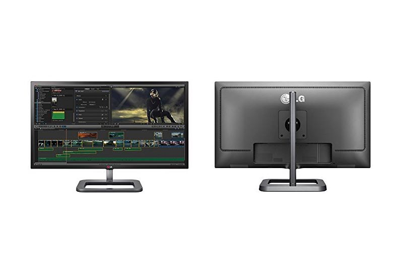 LG Electronics 31MU97Z-B IPS Digital Cinema 4K 31.0-Inch Screen LED-Lit Monitor with Dual Thunderbolt Ports