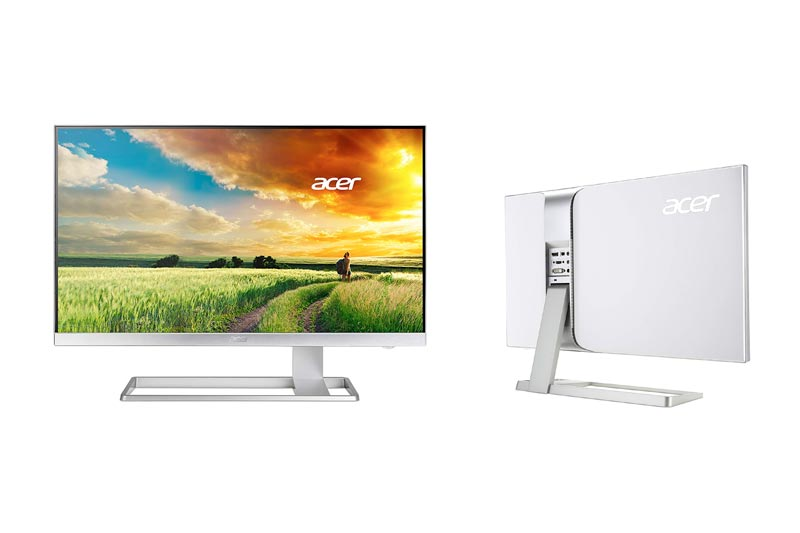 Acer S277HK wmidpp 27-inch 4K Ultra HD (3840 x 2160) Widescreen Display
