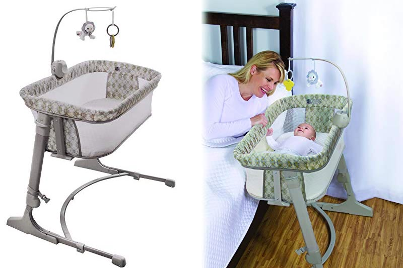 Arm's Reach Concepts The Versatile Co-Sleeper, Bliss Gold