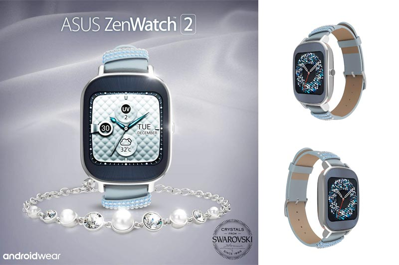 """ASUS ZenWatch 2 Swarovski Special Edition 37mm Smart Watch with Quick Charge Battery, Swarovski Crystal Bracelet, 4GB Storage, 1.45-inch AMOLED TouchScreen, (International Version) <p class=""""amazon-buynow-wrapper""""> <a href=""""https://www.amazon.com/dp/""""B01FIH5L2G""""?tag=buybeststuffs-20"""" rel=""""nofollow"""" target=""""_blank""""><img alt=""""Buy now from Amazon.com"""" src=""""https://buybeststuffs.com/wp-content/plugins/opicts-amazon/imgs/buy-now-amazon.png"""" data-pin-nopin=""""true""""></a></p>"""