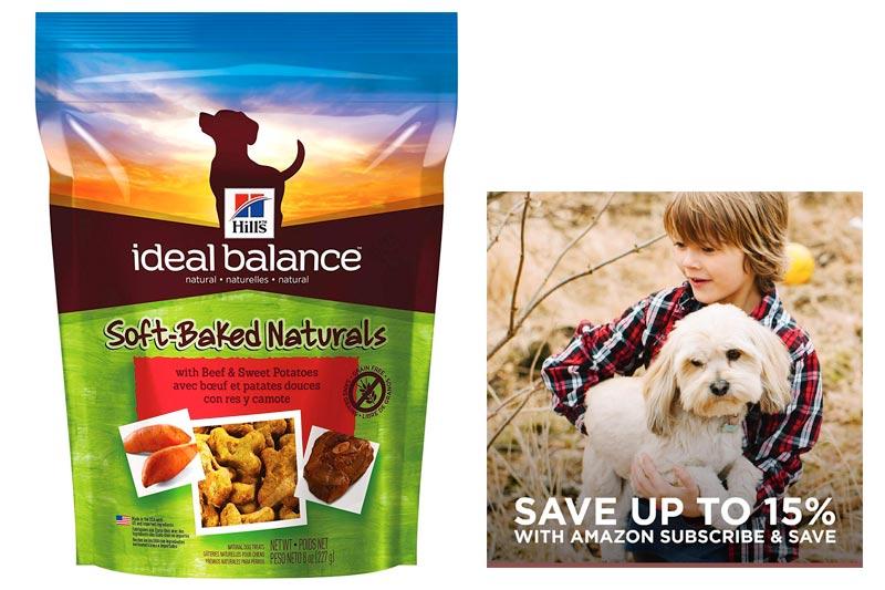 Hill's Ideal Balance Grain Free Dog Treats