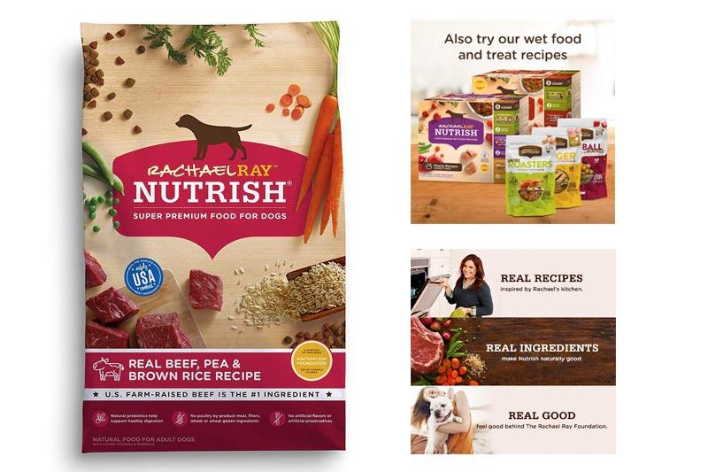 Rachael Ray Nutrish Natural Dry Dog Food