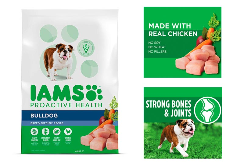 Iams PROACTIVE HEALTH Breed Specific Adult Dry Dog Food - Chicken