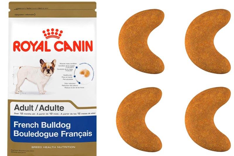 Royal Canin Breed Health Nutrition French Bulldog Adult dry dog food 17 lb.