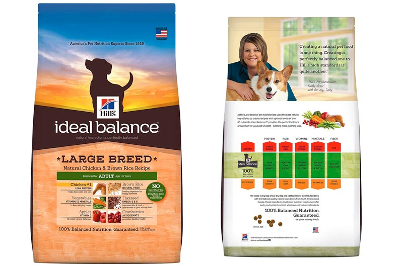 Hill's Ideal Balance Natural Dog Food