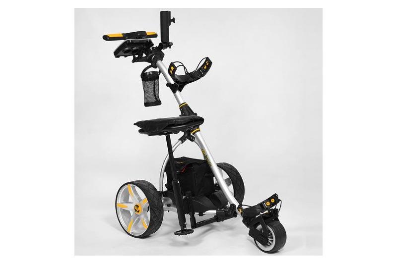 Bat-Caddy X3R Electric Golf Caddy + FREE Accessory Pack