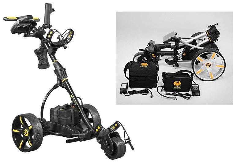 Bat Caddy X3R SLA Remote Control Golf Caddy
