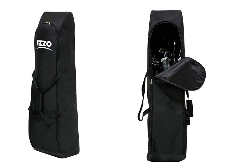 IZZO Golf Padded Golf Travel Cover