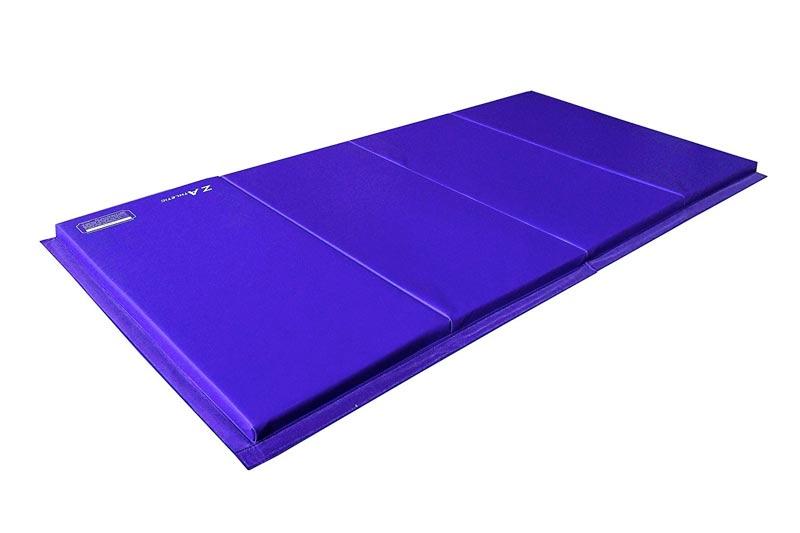 Z-Athletic 4'x8'x2 Gymnastics Tumbling Martial Arts V4 Folding Mat