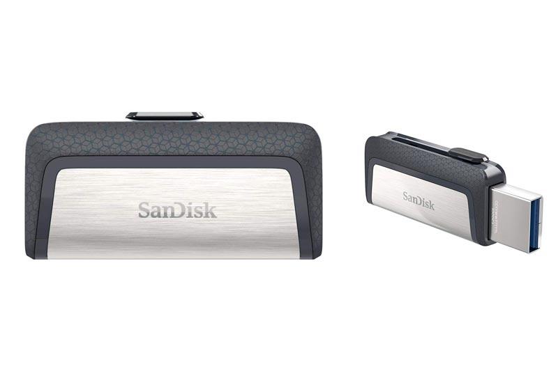 Sandisk Ultra 64GB Dual Drive USB Type-C - SDDDC2-064G-G46